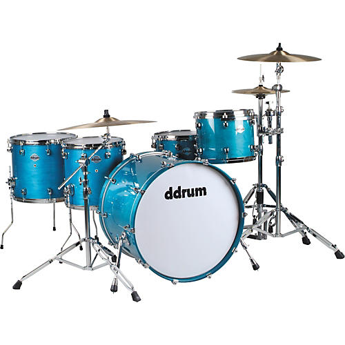 Ddrum Dominion Dorian 5-Piece Maple Drum Kit-thumbnail
