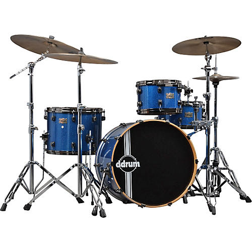 Ddrum Dominion Maple 4-piece Shell Pack-thumbnail