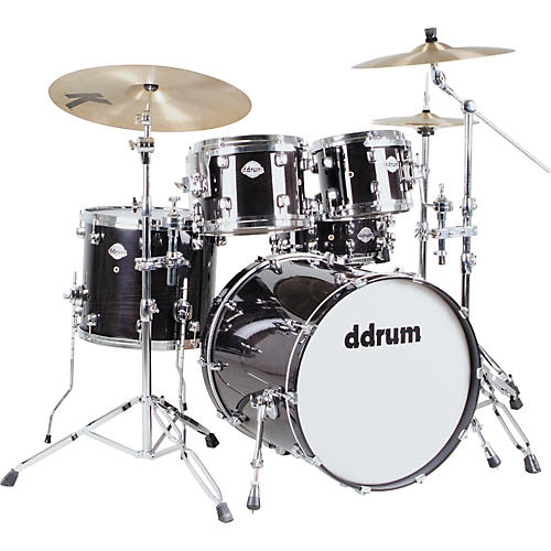 Ddrum Dominion Player 5pc Ash Kit-thumbnail