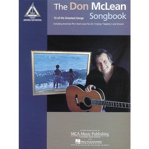 Alfred Don McLean Songbook (Guitar-Tablature)-thumbnail