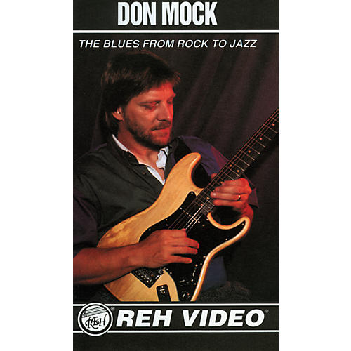 Alfred Don Mock Blues from Rock to Jazz Video