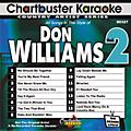 Chartbuster Karaoke Don Williams Volume 2 Karaoke CD+G thumbnail