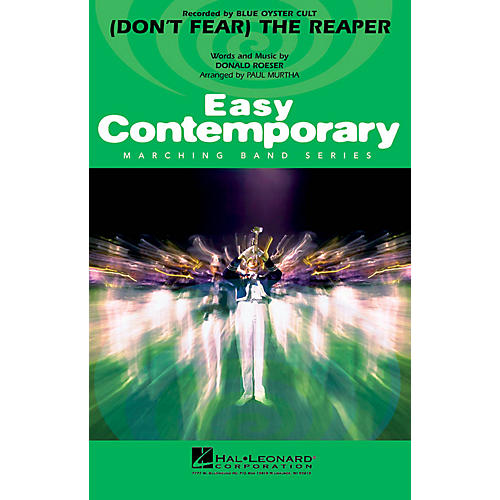 Hal Leonard (Don't Fear) The Reaper Marching Band Level 2 by Blue Öyster Cult Arranged by Paul Murtha-thumbnail