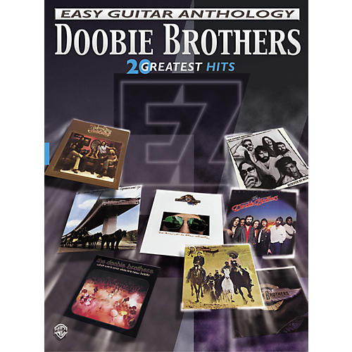 Hal Leonard Doobie Brothers - 20 Greatest Hits Book-thumbnail