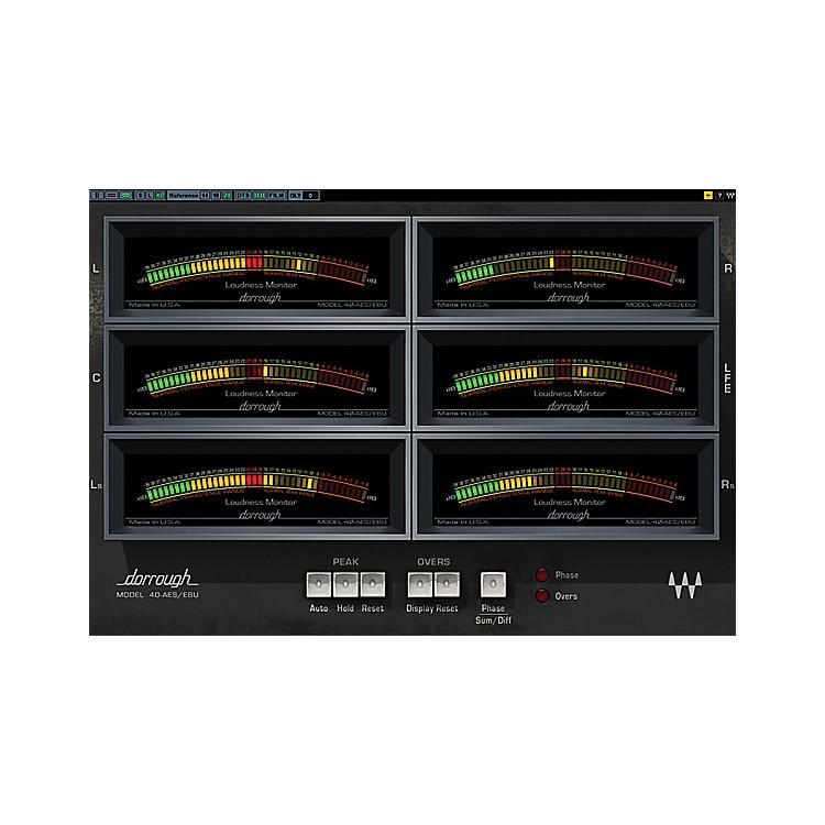 WavesDorrough Stereo Meter TDM/SOUNDGRID LicenseSoftware  Download