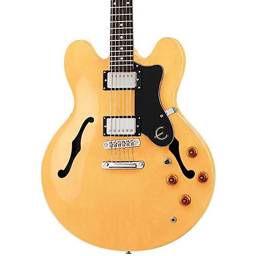 Epiphone Dot Electric Guitar Natural