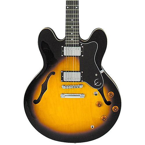 Epiphone Dot Electric Guitar Vintage Sunburst
