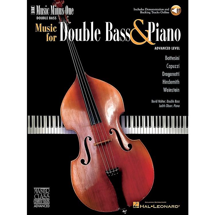 Hal LeonardDouble Bass Contest Solos