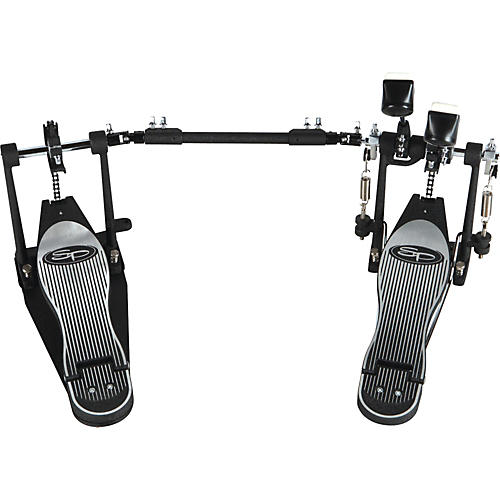 Sound Percussion Labs Double Bass Drum Pedal With Included Hi-Hat Drop Clutch