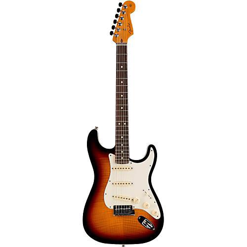 Fender Custom Shop Double Bound Okoume Slab Body Stratocaster Electric Guitar