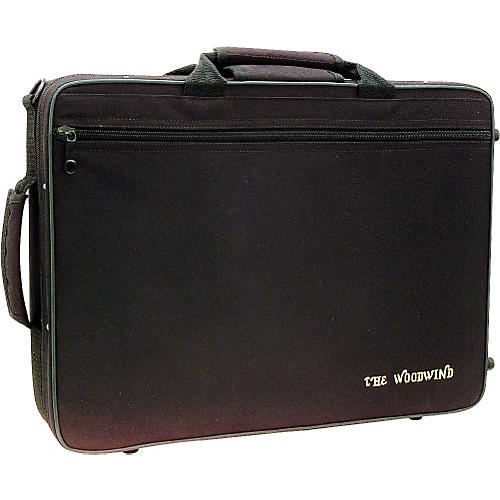 Woodwind Double Clarinet Case