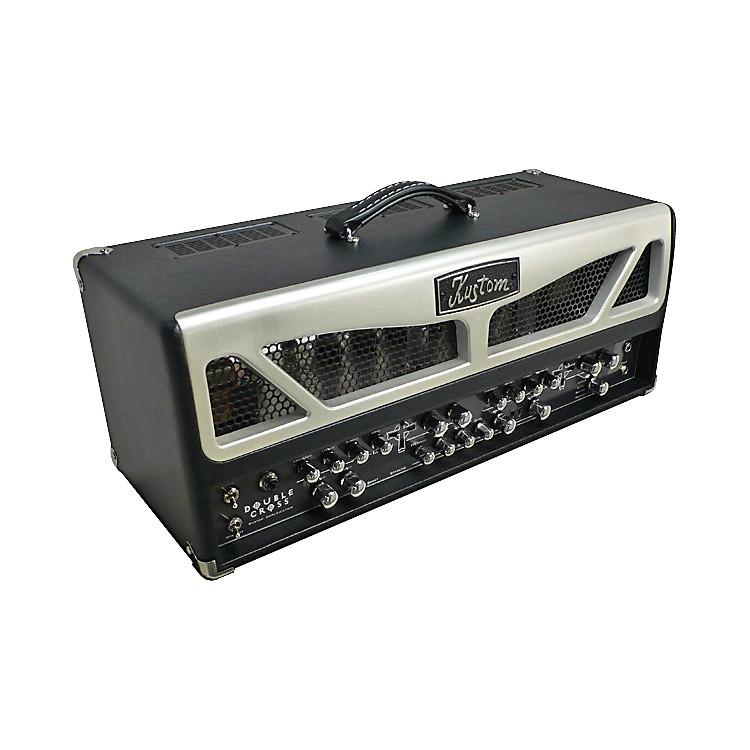 KustomDouble Cross 100W Tube Guitar Amp Head