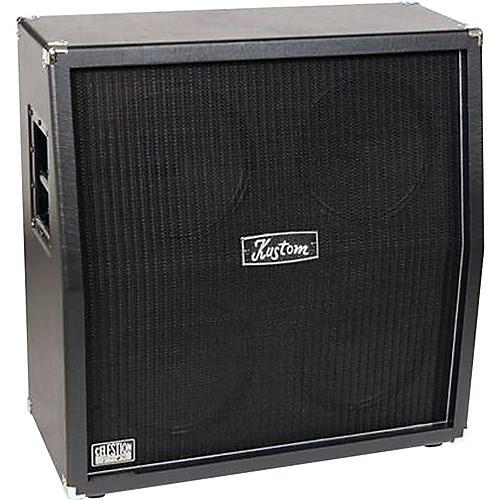 Kustom Double Cross DC412 4x12 Guitar Speaker Cabinet