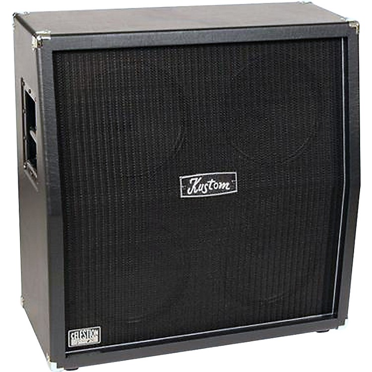 Kustom Double Cross DC412 4x12 Guitar Speaker Cabinet
