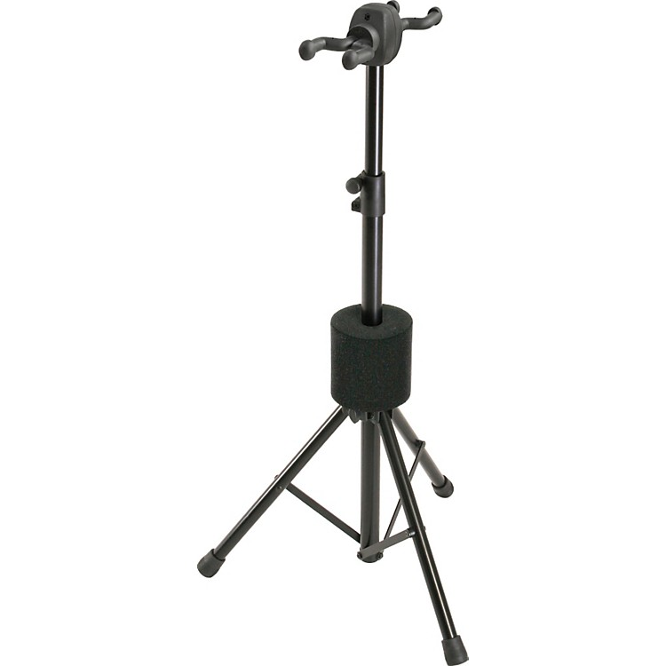 K&M Double Guitar Stand  Black