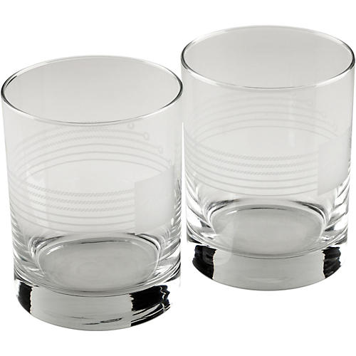 Fender Double Old Fashioned Glasses (Set of 2)-thumbnail