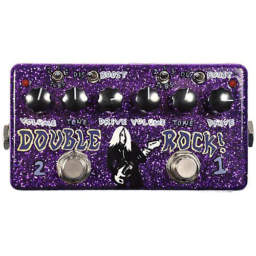 ZVex Double Rock Distortion Boost