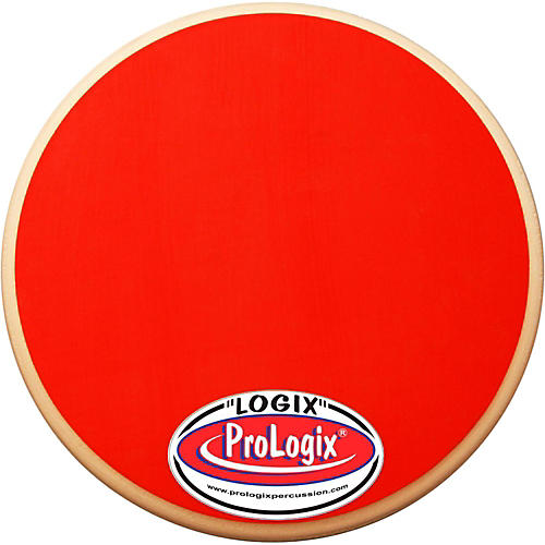 ProLogix Percussion Double-Sided Combo Practice Pad 6 in. Logix/Black Out