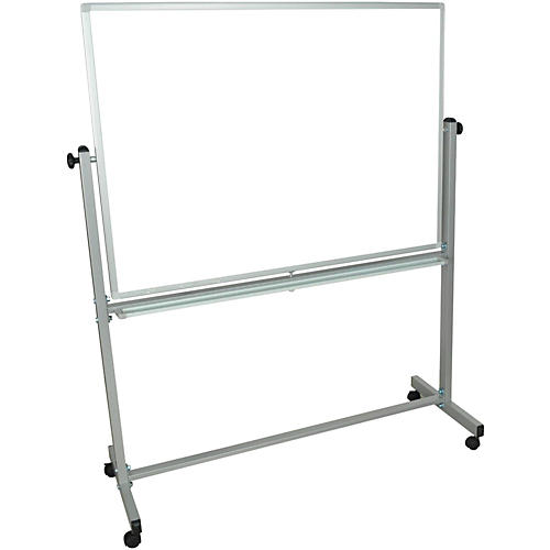 H. Wilson Double-Sided Mobile Whiteboard-thumbnail