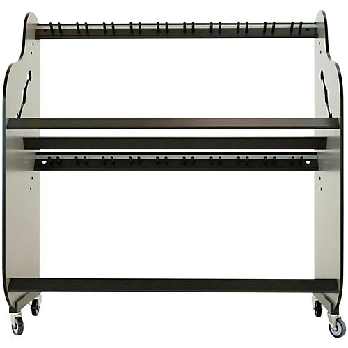 A&S Crafted Products Double-Stack Guitar Rack
