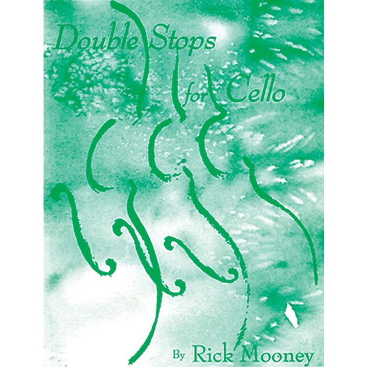 AlfredDouble Stops for Cello (Book)