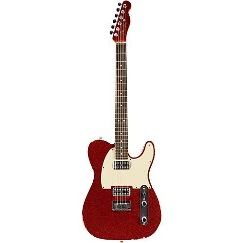 Fender Custom Shop Double TV Jones Relic Telecaster Electric Guitar