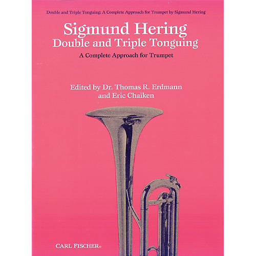 Carl Fischer Double & Triple Tonguing - A Complete Approach for Trumpet-thumbnail