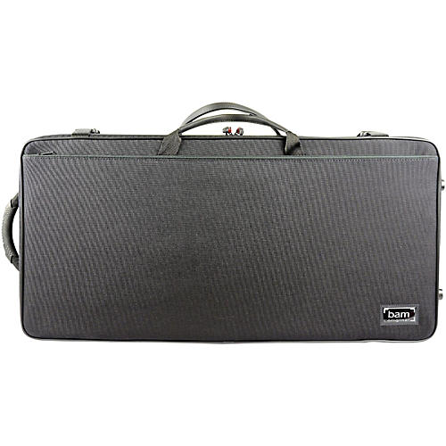 Bam Double Violin & Viola Case Black