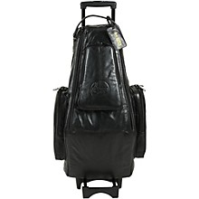 Gard Doubler's Alto and Soprano Saxophone Wheelie Bag