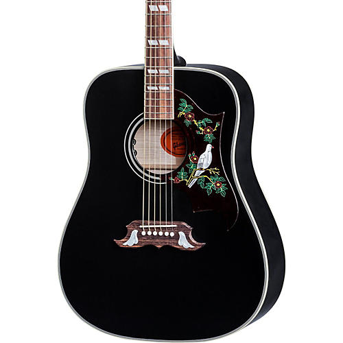 Gibson Dove Ebony Special Limited Edition Acoustic-Electric Guitar-thumbnail