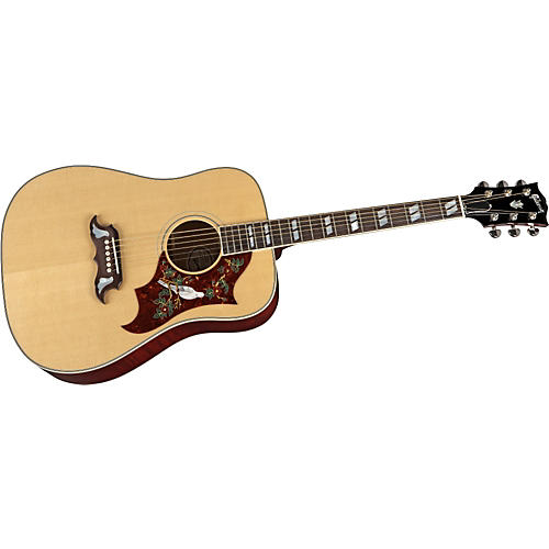 Gibson Dove Modern Classic Dreadnought Acoustic-Electric Guitar-thumbnail