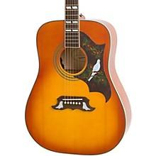 Epiphone Dove Pro Acoustic-Electric Guitar Vintage Burst