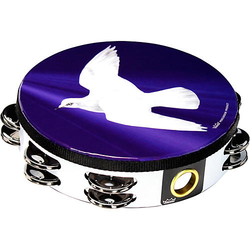 Rhythm Band Dove Tambourine