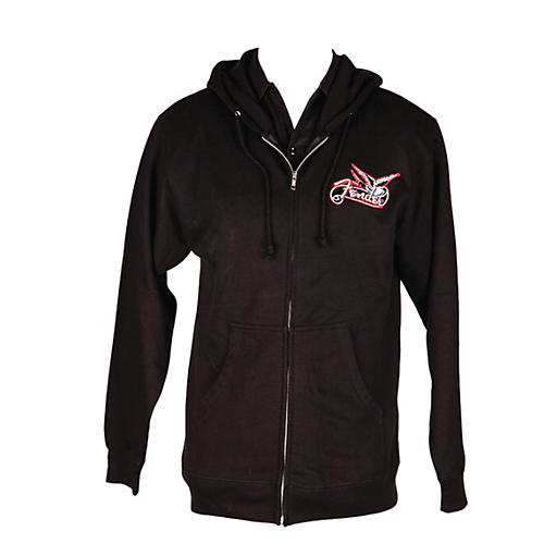 Fender Dove Zip-up Hoodie
