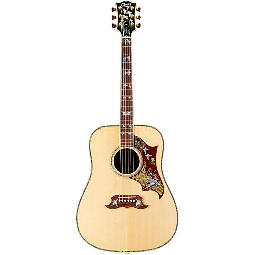 Gibson Doves In Flight 2014 Edition 120th Anniversary Model Acoustic Guitar-thumbnail