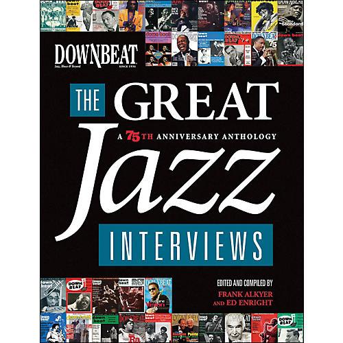 Hal Leonard Downbeat - The Great Jazz Interviews: A 75th Anniversary Anthology-thumbnail