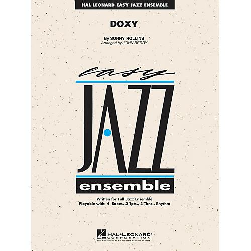 Hal Leonard Doxy Jazz Band Level 2 Arranged by John Berry-thumbnail
