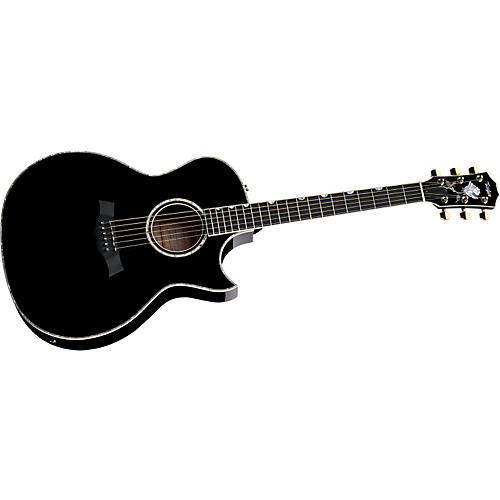 Taylor Doyle Dykes Deluxe Grand Auditorium Cutaway Acoustic-Electric Guitar (2011 Model)-thumbnail