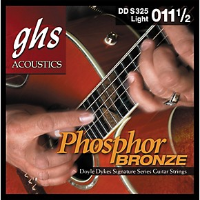 ghs doyle dykes signature acoustic guitar strings musician 39 s friend. Black Bedroom Furniture Sets. Home Design Ideas