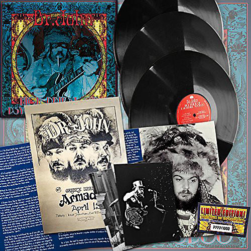 Alliance Dr. John - High Priest of Psychedelic Voodoo