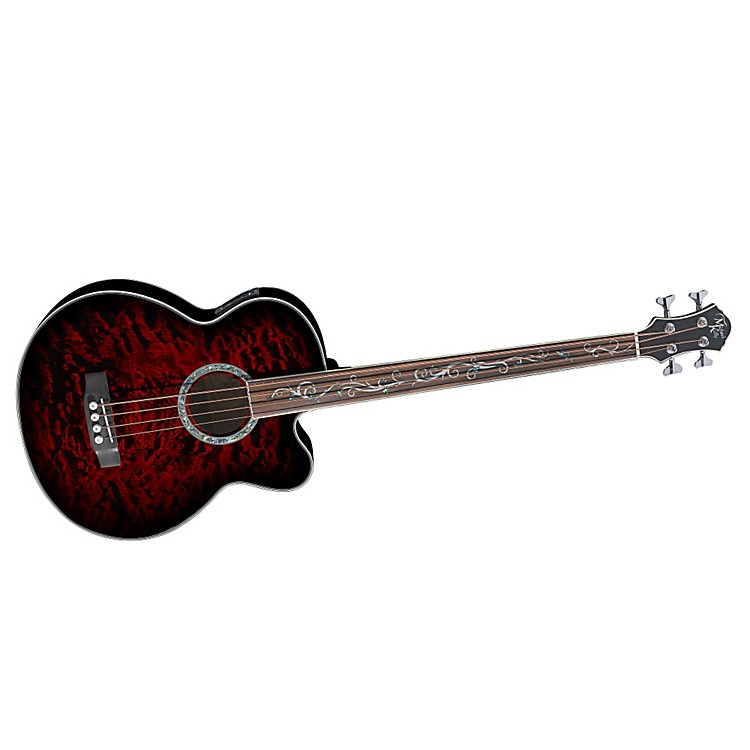 Michael Kelly Dragonfly 4 Fretless Acoustic-Electric Bass
