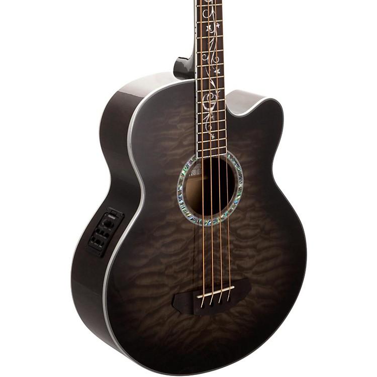 Michael KellyDragonfly 4-String Acoustic-Electric BassSmokeburst