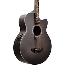 Michael Kelly Dragonfly 5-String Acoustic-Electric Bass Level 1 Smoke Burst