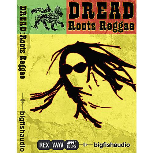 Big Fish Dread: Roots Reggae Sample Library DVD-thumbnail