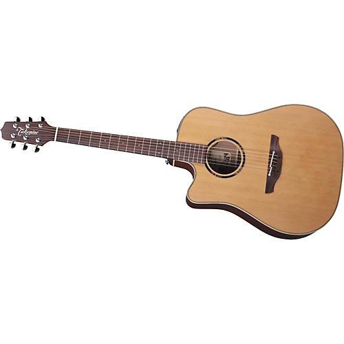 Takamine Dreadnought ETN10C-LH Acoustic-Electric Guitar Lefty-thumbnail