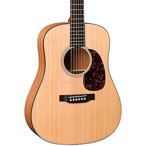 Martin Dreadnought Junior Acoustic Electric Guitar Natural