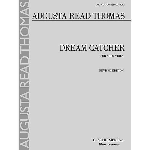 G. Schirmer Dream Catcher (Solo Viola) String Solo Series-thumbnail