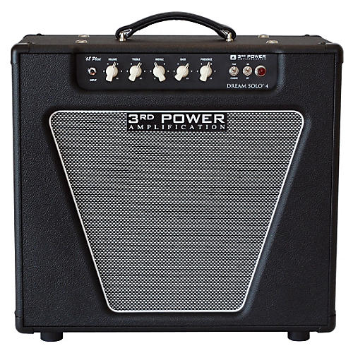 3rd Power Amps Dream Solo 4 22W 1x12 Tube Guitar Combo Amp
