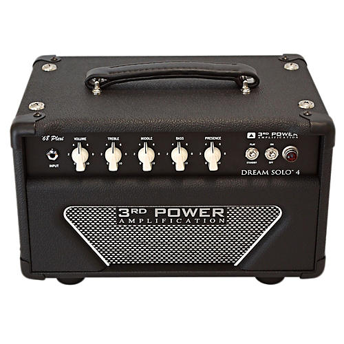 3rd Power Amps Dream Solo 4 22W Tube Guitar Amp Head