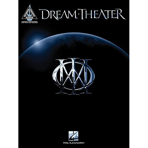 Hal Leonard Dream Theater - Dream Theater Guitar Tab Songbook-thumbnail